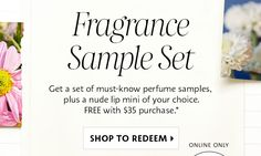 Sephora: Stop and smell all the samples 💐🌹 | Milled