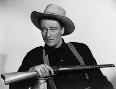 One of the most popular film actors of the twentieth century, John Wayne remains an American icon to this day. (© Bettmann/CORBIS)