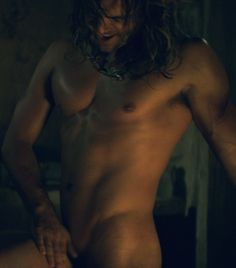 Gannicus - what an unbelievably gorgeous man!!
