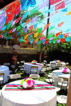 Princess Elena Party ~ Decorations ~ Hanging Paper Decorations