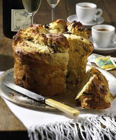 Kuchen aus panettone