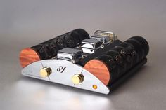 EAR Yoshindo Tim Paravinci V-12 Amplifier