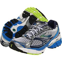 96ba8f35d79cef Brooks - Ghost 4 running shoes for supinators Run Happy