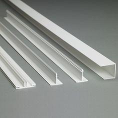 CeilingMAX 0.08 ft. x 8 ft. Ceiling Grid Kit PVC Ceiling Tile & Reviews | Wayfair Drop Ceiling Grid, Open Ceiling, Dropped Ceiling, Flush Mount Ceiling, Drop Ceiling Tiles, Ceiling Panels, Vinyl Beadboard, Cheap Basement Ideas, Spray Foam Insulation