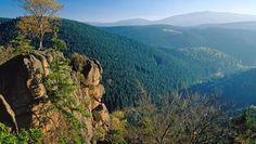 Rabenklippe, Bad Harzburg, Harz: Hiking in Germany