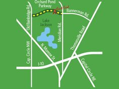 Orchard Pond Parkway location