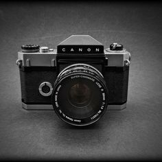 Canon Canonflex 1959 The First 35mm SLR