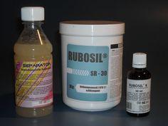 Önthető kétkomponensű szilikon szett szappan készítéshez
