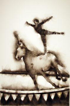 Circus Smoke Art 4 | Artist Rob Tarbell
