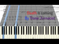 Kings of age: Death is coming on piano