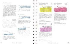 Horgolásról csak magyarul.: BETTY BARNDEN A HORGOLÁS BIBLIÁJA (LETÖLTHETŐ AZ EGÉSZ KÖNYV) Crochet, Bullet Journal, Pink, Stitches, Wallpaper, Google, Amigurumi, Bible, Tricot