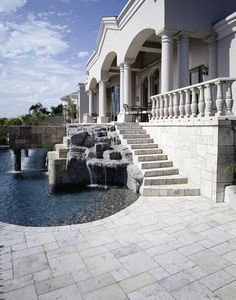 World Wide Stone Corporation - Authentic Durango Stone is proud to be a part of some of the most spectacular stone projects in the USA. From large commercial projects to residential fountains, we have the best stone selection! http://durangostone.com/gallery/13_fountains/ #DurangoStone #AuthenticDurangoStone #Stone #Tumbled #Boreaux #Product #Limestone #Tile #AuthenticStone #Remodel #HomeImprovement #Fountains