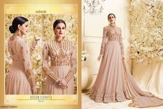 NEW Bollywood Anarkali Salwar Kameez Indian Pakistani Designer Gown KC 907 #KrishaCreation #Indiananarkalisalwarsuit