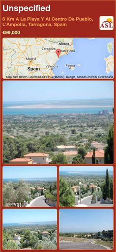 Unspecified in 6 Km A La Playa Y Al Centro De Pueblo, L'Ampolla, Tarragona, Spain ►€99,000 #PropertyForSaleInSpain