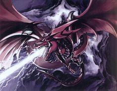 Slifer the Sky Dragon. My Favorite Egyptian God Card.