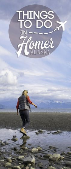 Top things to do in Homer Alaska from halibut fishing, scenic bear viewing, hiking, and much more. Guide including recommended hotels & best restaurants in town via @gettingstamped