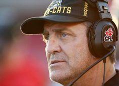 2015 June 26 Head Coach-Kent Austin- Hamilton Tiger Cats