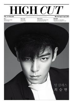 하이컷 - 패션, 뷰티, 대중문화 커뮤니티와 다채로운 이벤트 <HIGH CUT> 최승현 - Choi Seung Hyun [T.O.P.]