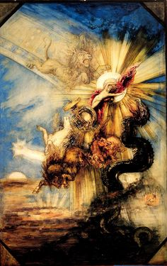 Gustave Moreau - I have never looked for dream in reality or reality in dream. I have allowed my imagination free play, and I have not been led astray by it.