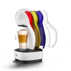 Colors Automatic Coffee Machine by De'Longh