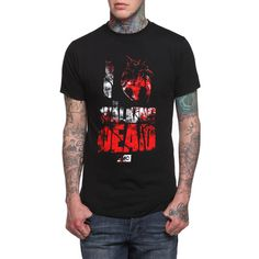 The Walking Dead I (Heart) T-Shirt | Hot Topic ($21)