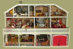de poppenhuizen van dick en lia - 1976 - stockholm