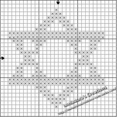 Star of David Granny Sq - tapestry Meladora's Creations Free Crochet Patterns & Tutorials