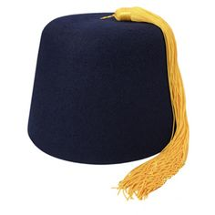 There's nothing like a fez