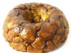 Skinny Apple Cinnamon Monkey Bread with Weight Watchers Points | Skinny Kitchen