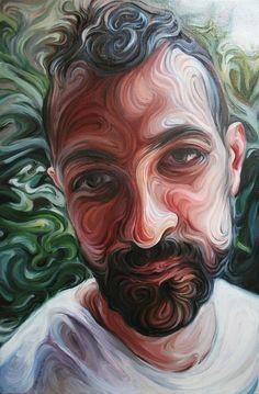 "Saatchi Online Artist: Nikos Gyftakis; ""Yiannis"""