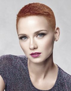 """Receive great ideas on """"mens hairstyles thick hair"""". They are on call for you on our internet site. Very Short Pixie Cuts, Short Sassy Hair, Thick Curly Hair, Short Grey Hair, Short Pixie Haircuts, Short Hair Cuts, Buzzed Hair Women, Mens Messy Hairstyles, Medium Hair Styles"""