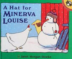 A Hat for Minerva Louise | Recipes for Reading