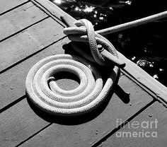 Mooring Line by Mariecor Agravante, on Fine Art America | FineArtAmerica.com | @writermariecor @fineartamerica