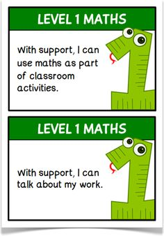 app guidelines maths level 1