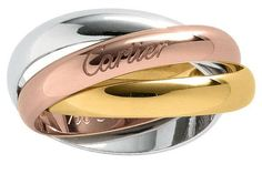 Anillos CARTIER...MY DREAM RIGHT HAND RING! <3