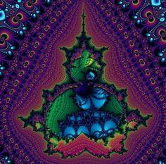 fractal tattoo - Google Search