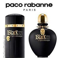 c21b3bed31f Paco Rabanne Black XS L Aphrodisiaque Collection Lady Million Perfume