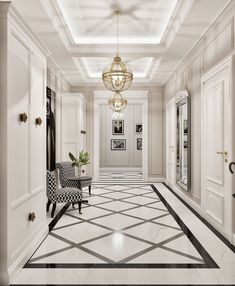 From marble slabs to mosaic patterns, discover the top 50 best entryway tile ideas. Explore rustic to modern foyer flooring design inspiration. of hallway ideas ideas modern entryways ideas storage ideas long Apartment Interior Design, Interior Decorating, Interior Ideas, Modern Foyer, Modern Decor, Modern Entrance, Modern Ceiling, Flur Design, Foyer Flooring