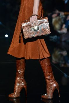 Gucci F/W 2013 Aaaahhhh anything Gucci & I'm there :)