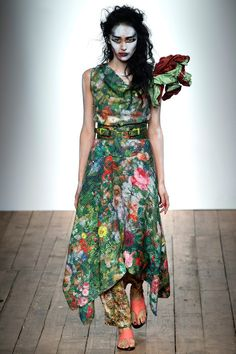 Vivienne Westwood Red Label | Spring 2014 Ready-to-Wear Collection | Style.com
