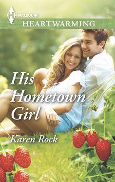 Karen Rock - His Hometown Girl / #awordfromJoJo #ContemporaryRomance #KarenRock