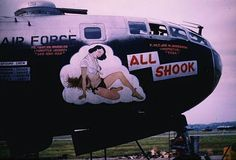 Image detail for -the Aviators Club - Vintage Aircraft Nose Art