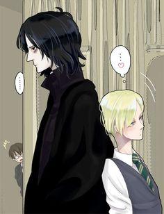 Snape x Draco