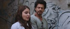 With the star power of Shah Rukh Khan and Anushka Sharma and an innovative story written and directed by Imtiaz Ali, this romantic comedy offers a delightfully unique narrative that delivers the best of Bollywood. Shahrukh Khan, Harry Met Sally, Bollywood, Anushka Sharma, Bad Boys, Falling In Love, Comedy, Fiction, Meet
