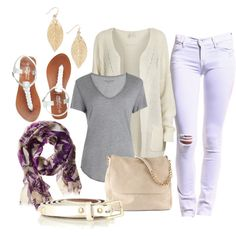 A Chilly Spring by laynahrose on Polyvore