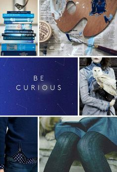 Ravenclaw aesthetic by Come Hither Books. Harry Potter Houses of Hogwarts Harry Potter Houses, Hogwarts Houses, Harry Potter Fandom, Harry Potter World, Mbti, Ravenclaw, Casas Estilo Harry Potter, Harry Potter Preferences, Harry Potter Aesthetic