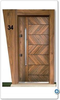 Flush Door Design, Home Door Design, Door Design Interior, Door Gate Design, Main Entrance Door Design, Wooden Front Door Design, Double Door Design, Entrance Foyer, Door Design Images
