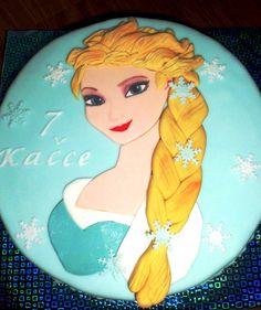 2D Elsa Frozen