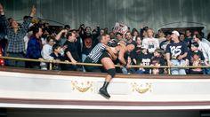 Fotos Nunca los antes vistas de la Attitude Era: fotos   WWE.com
