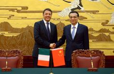 A new economic deal has been established between #China and #Italy. Read more about it in the article at http://one-europe.info/italy-promises-new-cooperation-with-china-while-holding-the-eu-presidency